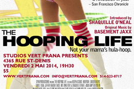 Présentation du film The Hooping Life