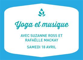 ATELIER: Yoga et Musique